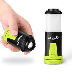 Megulla 4-IN-1 Battery Operated Portable LED Camping Lantern