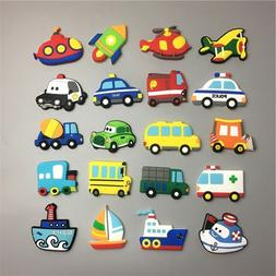 10pcs PVC <font><b>car</b></font> aircraft Fridge <font><b>M