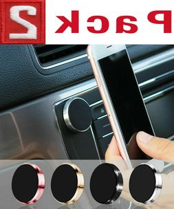2-Pack Magnetic Car Dashboard Mount Holder Stand For Phone S
