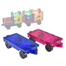 2 Piece <font><b>Car</b></font> Truck Set W/ Extra Long Bed