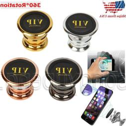 360 Degree Magnetic Car Dash Mount Ball Dock Holder For Phon