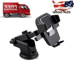 360° Mount Holder Car Windshield Stand Mobile Cell Phone GP
