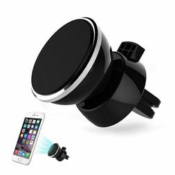 360 Rotate Magnetic Car Mount Holder Air Vent Stand For Univ