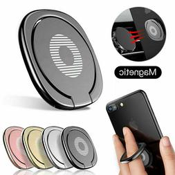 360° Universal Rotating Finger Ring Stand Holder & Stand Mo