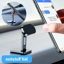 360º Car Magnetic Windshield Dashboard Suction Cup Mount Ho