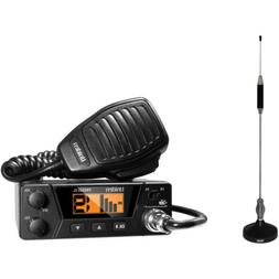 40-Channels Bearcat Compact CB Radio and