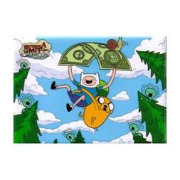 "Adventure Time, DOLLAR BILL PARACHUTE, 2.5"" x 3.5"" - Heavy D"
