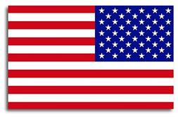 American Flag Car Magnet Decal - 5 x 8 Heavy Duty for Car Tr