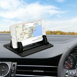 Car Phone Holder, Vansky Car Phone Mount Silicone Dashboard