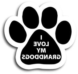 I Love My Goldendoodle Imagine This Bone Car Magnet 2-Inch by 7-Inch Imagine This Company B0093