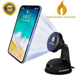 Magnetic Phone Mount | Universal Phone Holder for Windshield