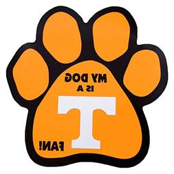 a tennessee fan paw magnet