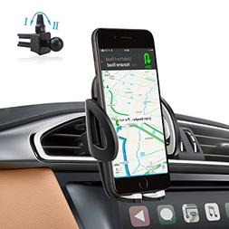 Air Vent Phone Holder Car Mount with Quick Easy Release Butt