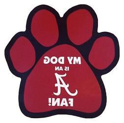 alabama fan paw magnet