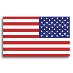 American Flag Car Magnet Decal - 3 x 5 Heavy Duty for Car Tr