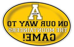 Appalachian State Mountaineers Game Day Magnet
