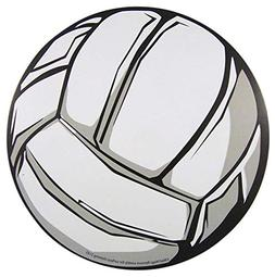 Sports Athlete Volleyball Magnet for School Lockers, Cars, o