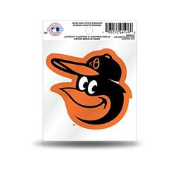 Rico Industries Baltimore Orioles Static Cling Decal