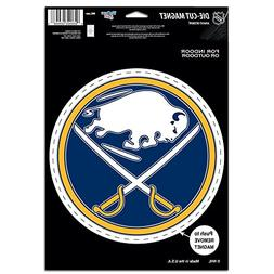 "Buffalo Sabres Official NHL 6""x9"" Car Magnet by Wincraft"