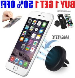 Car Holder Magnetic Phone Mount Cell Stand Universal Air Ven