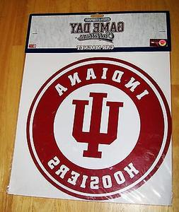 Game Day Outfitters Car Magnet - Indiana Hoosiers