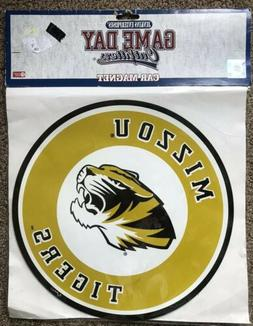 Game Day Outfitters Car Magnet - MIZZOU Tigers Columbia Univ