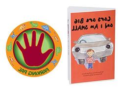 Parking Pal Car Magnet and Children's Safety Book