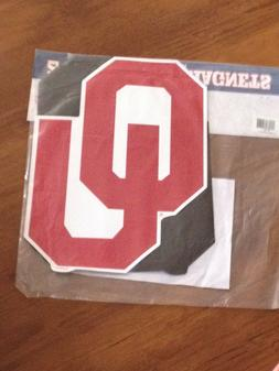 Game Day Outfitters Car Magnet, Set 2 - Oklahoma Sooners 9""