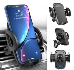 Car Phone Mount Holder Adjustable Clip Car Air Vent Holder C