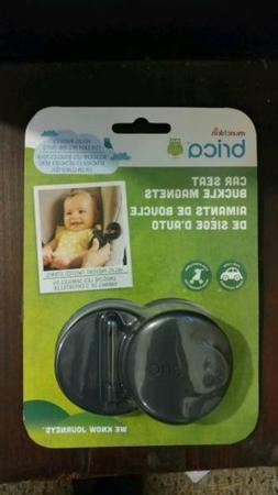 car seat buckle harness magnet clips