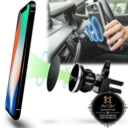 Car Vent Mount Magnetic Phone Holder for Apple iPhone XS XR