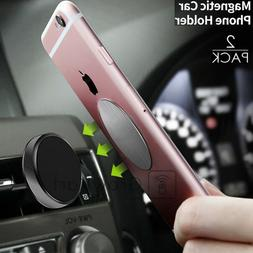 Cell Phone GPS Universal Magnetic AC Air Vent Car Mount Crad