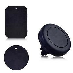 Hosaire Cell Phone Stand,Car Powerful Magnet Outlet Phone Br