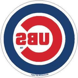 """Chicago Cubs Official MLB 2.5"""" Acrylic Magnet by Wincraft"""
