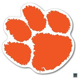 "Clemson Tigers NCAA 3"" Logo Magnetic Magnet"