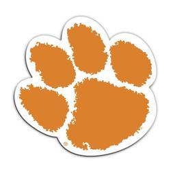 Clemson Tigers 12 in Vinyl Magnet Set Of 2 58711