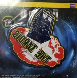 """DOCTOR WHO """"THE TARDIS"""" Car Magnet NEW in Package"""