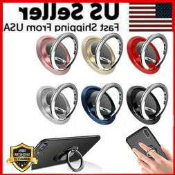 Finger Ring Holder Stand Grip 360° Rotating For Cell Phone