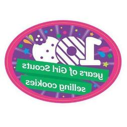 Girl Scout 100 Years Of Selling Cookies Car Fridge Magnet 10