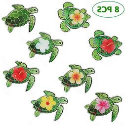"3"" kitchen refrigerator magnets - 8 PCS Epoxy fridge magnet,"