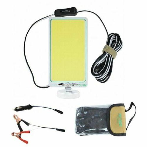 1 LED car rod light with magnet for Field