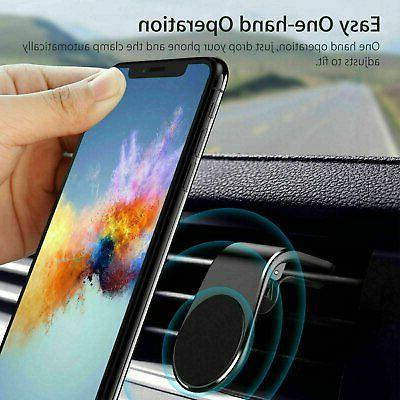 2-Pack Car Air Vent Holder Universal For Phone