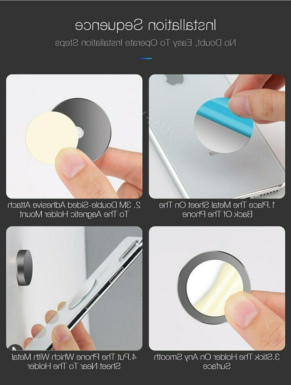 Magnetic Mount iPhone Samsung GPS