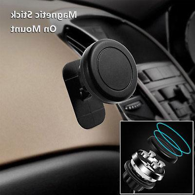 360° Magnetic Mount Dashboard iPhone