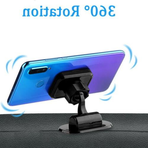 360° Car Phone Magnetic Mount For iPhone GPS