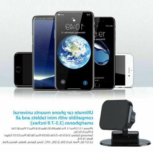 360° Car Magnetic Mount For Phone GPS