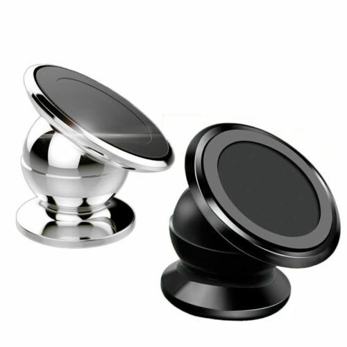 360 Magnetic Dash Ball Holder For Phone Universal
