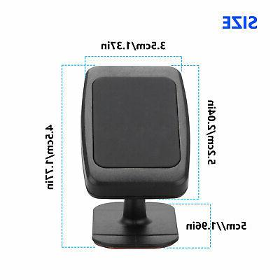 360° Strong Magnetic Car Cell Phone Mount Stand For GPS