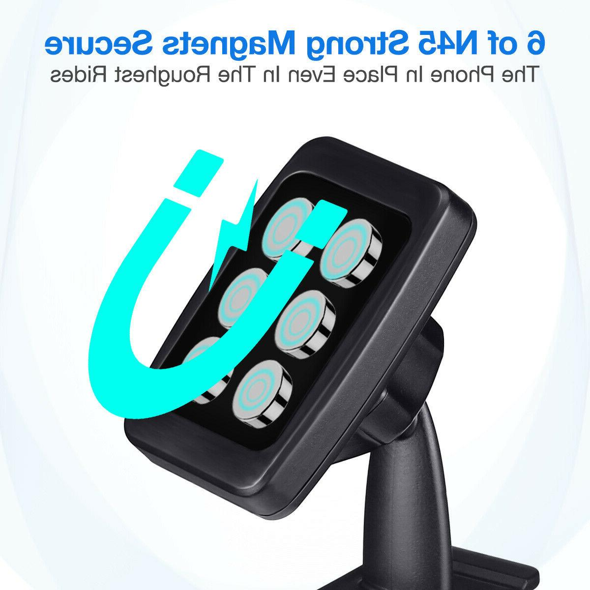 360° Strong Cell Stand For iPhone Samsung GPS