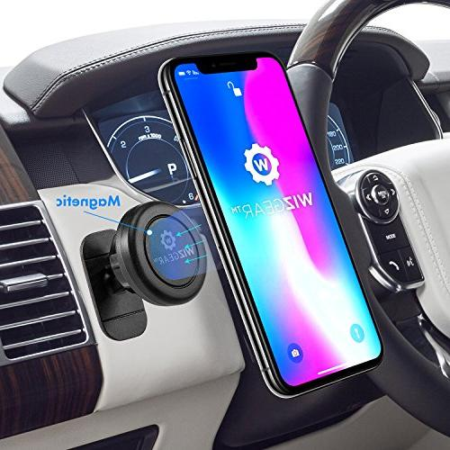 WizGear Dashboard Magnetic Holder for and Mini with Fast Swift-snap Technology